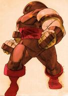 helmet juggernaut street_fighter x-men // 414x585 // 54.5KB