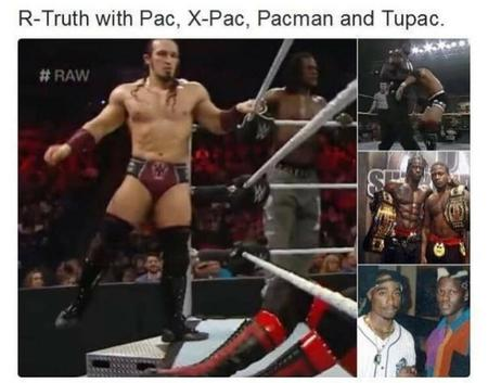 composite pac pacman photo r-truth tupac wwe x-pac // 720x565 // 221.1KB