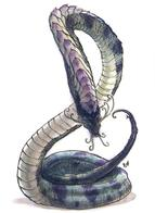 dnd serpent snake tony_diterlizzi // 500x685 // 329.6KB