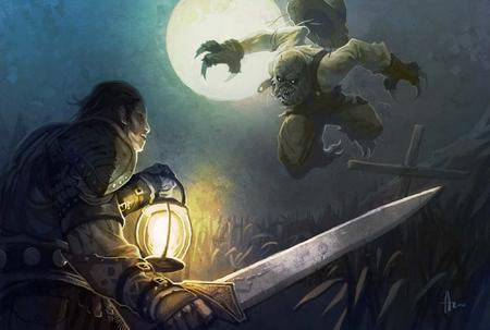 claws dnd high_res lantern moon paizo pathfinder scarecrow sword // 2000x1348 // 125.9KB