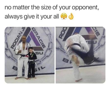 composite gi humor jiujitsu motivational photo // 720x583 // 175.9KB