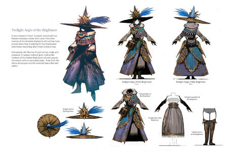 FFXIV brightseer composite concept_art hat // 1920x1271 // 1.1MB
