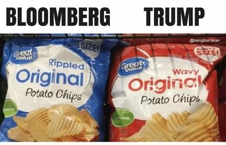 2020 bloomberg chips humor macro political trump // 720x462 // 37.3KB
