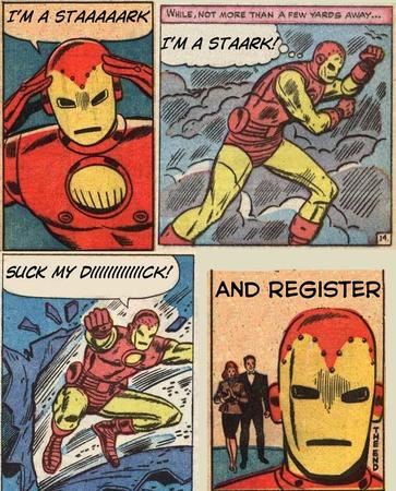 civil_war comic humor iron_man marvel shark // 734x910 // 178.7KB