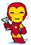 booze iron_man martini marvel super_deformed // 308x452 // 25.6KB