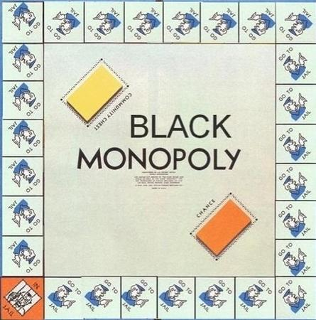 games humor im_going_to_hell monopoly racist // 473x478 // 353.5KB