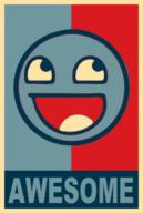 awesome happy_face // 318x472 // 17.7KB