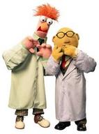 beaker bunsen_honeydew glasses lab_coat muppet // 216x292 // 9.7KB