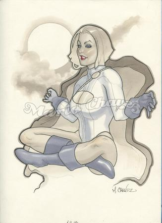 blonde blue_eyes boots cleavage dc gloves power_girl // 1199x1650 // 193.5KB