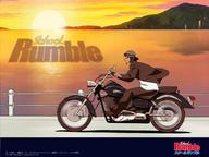 harima jacket motorcycle school_rumble // 1024x768 // 678.8KB