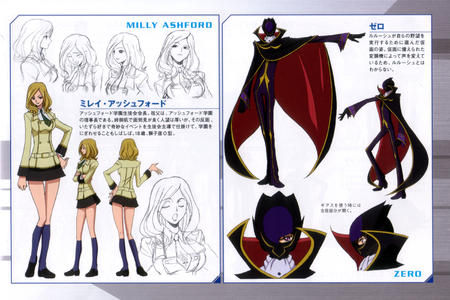 cape code_geass composite gloves helmet high_res jacket milly necktie school_uniform skirt zero // 4200x2800 // 1.2MB