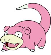 pokemon slowpoke // 275x300 // 14.8KB