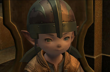 FFXIV final_fantasy helmet i_see_what_you_did_there lalafell screeshot // 784x513 // 51.0KB