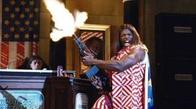 america awesome flag idocracy president_camacho rifle screenshot terry_crews // 300x167 // 11.3KB