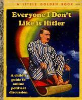cover hitler mustache pajamas political rainbow sled // 480x580 // 50.5KB