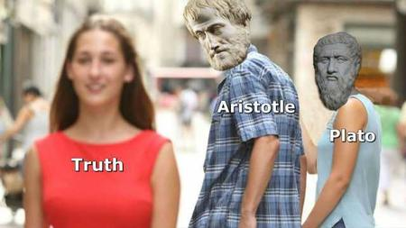 aristotle philosophy plato truth // 640x360 // 22.1KB