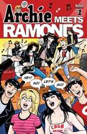 archie comic cover ramones // 552x848 // 92.1KB