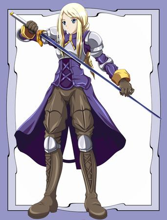 agrias armor blonde fft final_fantasy sword // 974x1280 // 455.4KB