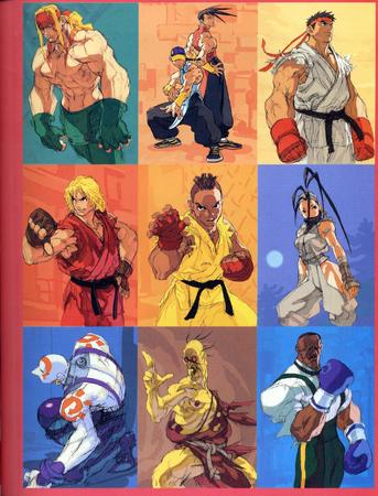 artbook capcom composite gi gloves high_res ibuki ken ryu street_fighter // 2000x2621 // 1.2MB