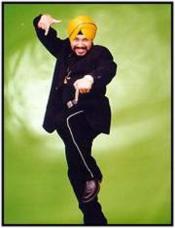 beard daler_mehndi jacket photo tunak_tunak turban // 180x234 // 7.1KB