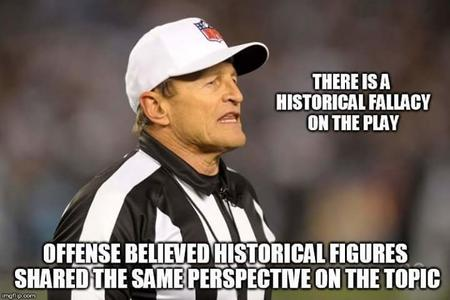 fallacy history macro nfl reaction referee // 720x480 // 32.1KB