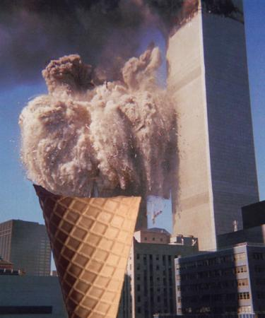 911 cone ice_cream im_going_to_hell photo wtc // 667x800 // 1.1MB