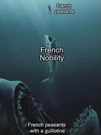 france guillotine nobility peasant shark // 527x703 // 131.8KB