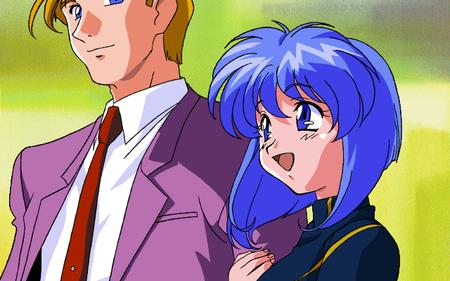 animated blonde blue_eyes blue_hair f40 jacket necktie suit viper // 640x400 // 319.3KB