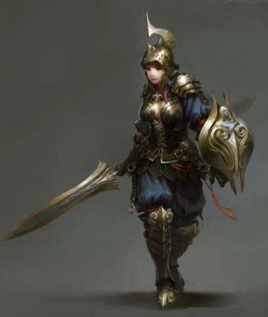 armor greaves helmet oversized_weapon shield sword // 640x757 // 268.0KB