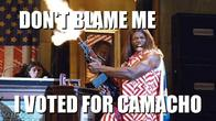 awesome dont_blame_me idiocracy president_camacho rifle // 640x360 // 89.4KB