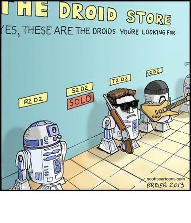 comic droids guitar humor r2d2 shotgun star_wars sunglasses terminator u2 // 428x500 // 71.9KB