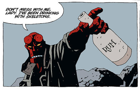 comic hellboy reaction rum skeletons // 1364x872 // 171.1KB