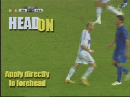 animated head_on humor zidane // 200x150 // 557.4KB