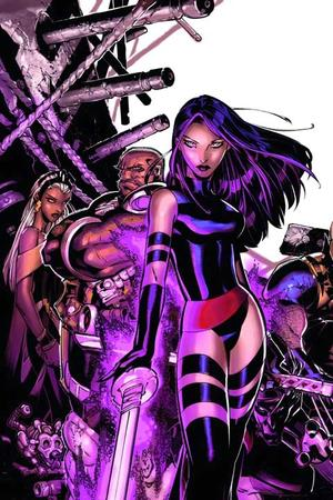 bishop psylocke purple_hair storm sword x-men // 480x720 // 85.5KB
