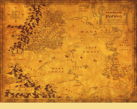 high_res lotr map middle_earth rohan // 1280x1024 // 1.7MB