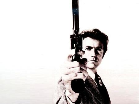 bw clint_eastwood dirty_harry gun necktie suit // 800x600 // 84.3KB