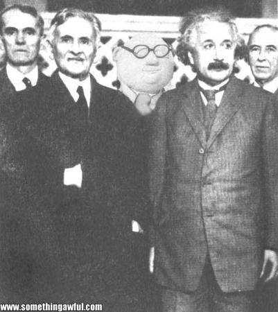 bunsen_honeydew bw einstein glasses muppet necktie photo suit // 479x537 // 29.7KB