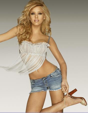 blonde cut-offs high_res jeans jessica_alba short_shorts shorts // 3116x4000 // 1.1MB