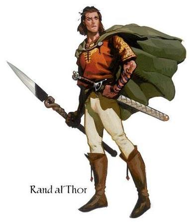 boots cape rand_al_thor spear sword wheel_of_time // 424x500 // 24.7KB
