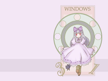 desktop dress gray_hair long_hair os_tan ribbons win_31 // 1024x768 // 87.0KB