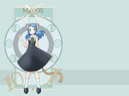 blue_hair desktop dress long_hair mac nekomimi os_tan puma // 1024x768 // 87.9KB