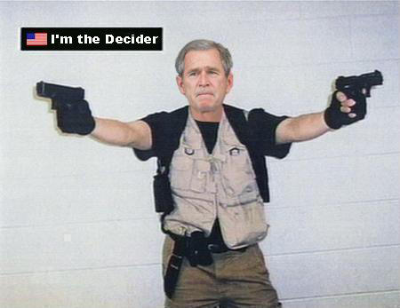 america bush gloves gun photo political republican vest vtech // 450x347 // 79.8KB