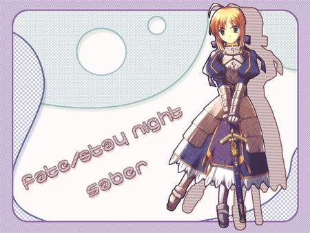 blonde fate saber skirt sword // 1024x768 // 307.6KB