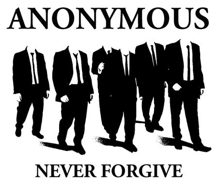 4chan anonymous bw necktie reservoir_dogs suit vector // 955x811 // 58.6KB