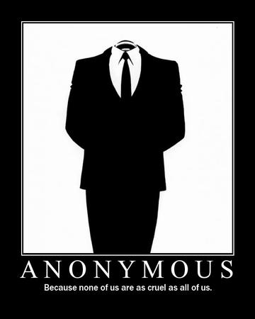 anonymous bw motivational necktie suit // 600x750 // 36.3KB