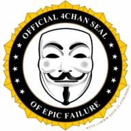 4chan fail mask seal vendetta // 350x350 // 27.8KB