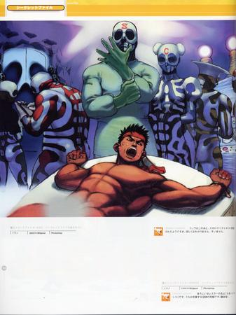 artbook capcom high_res ryu street_fighter // 2000x2672 // 711.5KB