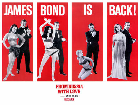 007 bikini bond dress gun james_bond poster sean_connery tuxedo // 1600x1200 // 467.0KB