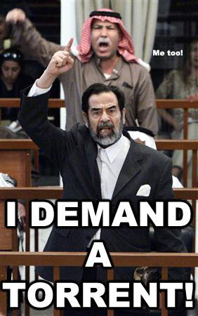 humor iraq macro saddam torrent // 282x450 // 33.7KB