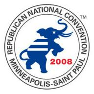 2008 america convention logo political republican // 315x315 // 24.0KB